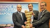 Giro d'Italia 2013: la prima tappa a Napoli, 130 km