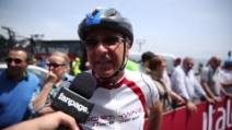 Giro d'Italia, le emozioni del pubblico alla partenza
