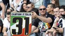 La Juventus è Campione d'Italia 2012/2013
