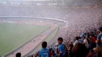 Napoli festeggia l'agognata champions