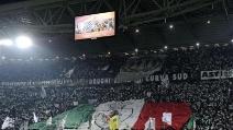 Festeggiamenti live dallo Juventus Stadium per lo scudetto della Juve