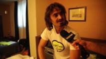 Giro d'Italia, i massaggiatori all'opera dopo la tappa