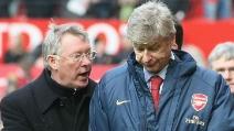 Sir Alex Ferguson e Arsene Wenger: due che hanno fatto la storia della Premier League