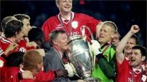 Finale Champions 1999, Manchester United-Bayern Monaco 2-1: i Red Devils di Ferguson alzano la coppa