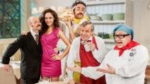 """""""La cena dei cretini"""" ogni lunedì su Comedy Central con Max Cavallari e Raffaella Fico"""