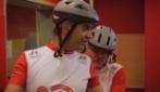 Dini & Lester al Giro d'Italia : la crisi