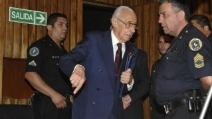 Videla condannato a 50 anni di prigione, la lettura della sentenza