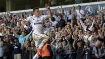 Lo strepitoso gol di Gareth Bale in Tottenham-Sunderland 1-0