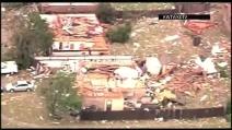 Le immagini del tornado che ha colpito Oklahoma City