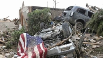 Usa, agenzia meteo alza forza tornado Oklahoma a livello massimo EF-5