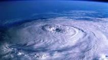 Il tornado che si è abbattuto sull'Oklahoma visto dallo spazio