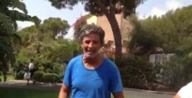 Fiorello e l'Ice Bucket: la sfida è a Renzi