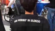 "#Icebucketchallenge, ammalati Sla contro Renzi: ""Non ci garantisce una vita dignitosa"""
