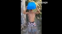 L'Ice Bucket Challenge di Andrea Dovizioso