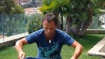 ALS Ice Bucket Challenge, Loris Capirossi accetta la sfida di Meda e nomina...