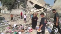 Gaza, niente scuola per i bambini palestinesi