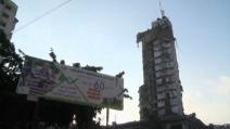 Gaza, Israele distrugge Italian Mall, centro commerciale italiano