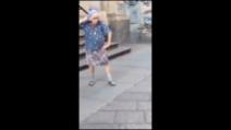 Ha 97 anni e balla la tarantella napoletana a Cuba