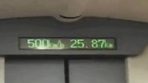 Treno a levitazione magnetica a 500 km/h
