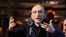 Funerali don Gallo: omelia di Bagnasco interrotta dai fischi