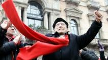 Funerali di Don Gallo: il ricordo di Alba Parietti