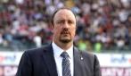 """Benitez: """"Voglio allenare un top club che giochi la Champions League"""""""