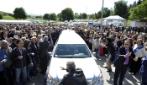 I funerali di Little Tony, omaggio all'artista scomparso