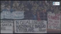 L'ultima partita di Roberto Baggio.