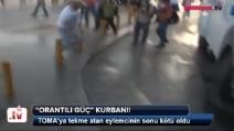 Istanbul, manifestante represso con violenza dalla polizia