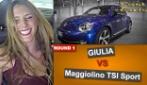 Fast Girls - Giulia e il Maggiolino Carogna (Round 1)