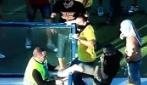 Finale playoff, Lecce-Carpi 1-1: i tifosi salentini creano scompiglio