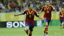 La Spagna batte l'Uruguay nel primo match della Conf.Cup