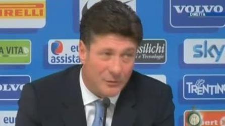 """Mazzarri: """"Probabile che giocherò con la difesa a 3"""""""