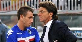 """""""Rapporto ottimo"""", Mazzarri parla di Cassano"""