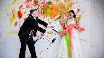 Come distruggere un candido abito da sposa