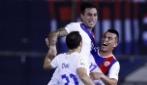 Golazo di Edu Vargas in Paraguay-Cile 1-2