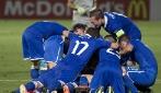 Norvegia-Italia 1-1: il fantastico gol di Bertolacci