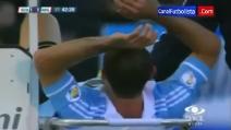 Argentina, la folle espulsione di Mascherano.