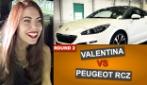 Fast Girls - Valentina contro il Peugeot RCZ Furioso (Round 2)