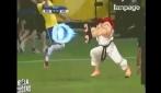 """Neymar """"Street Fighter"""": la simulazione diventa un tormentone"""