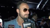 """Francesco Facchinetti: """"Da piccolo ero un punkabbestia"""""""