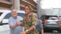 Visite mediche per i giocatori della Juventus poi partenza per il raduno