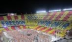 """Il """"Concert per la Llibertat"""" al Camp Nou di Barcelona"""