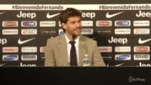 """Llorente si presenta alla Juve: """"Voglio vincere lo Scudetto"""""""