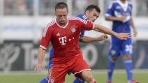 Bayern Monaco-Brescia 3-0 (09/07/2013)