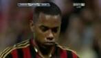 Trofeo TIM 2013, Juventus-Milan, Robinho si fa parare il rigore da Storari