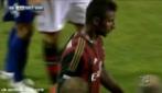 Trofeo TIM 2013, Milan-Sassuolo: Kevin Constant abbandona il campo per cori razzisti