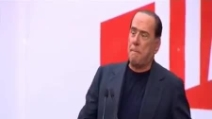 Silvio Berlusconi: il discorso integrale in Via del Plebiscito