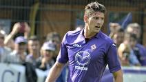 Fiorentina-Cremonese 7-1, doppietta di Gomez