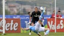 Amichevole Napoli-Carpi 3-0, le azioni da gol e le azioni del match